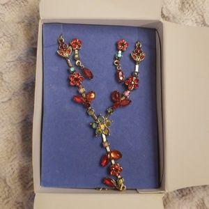 Avon Scarlet Y gift set NIB